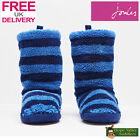 Joules Homestead Men's Slipper Socks (T) **BNWT** **FREE UK Shipping**