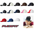Flexfit Trucker Cap Fitted Mesh Hat 6511 Baseball Hat - One Size - NEW
