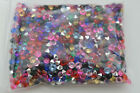 4.5mm MULTICOLOUR SCATTER CRYSTALS WEDDING DIAMOND COFFETTI DECORATIONS