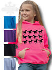 HORSE Riding HOODIE Equestrian SIZE Children Adult GALLOPING HORSE`S