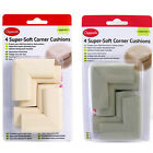 Clippasafe Super-Soft Corner Cushions Choice of Colours One Supplied