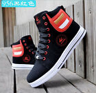 New Fashion 2015 Mens Casual High Top Sport Sneakers Athletic Running Shoes AAA