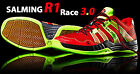 Salming Race R1 3.0 - Red Squash Indoor Court Mens Shoes Trainers 2015 / 16