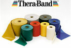 Theraband Thera-Band resistance bands. NHS. Exercise pilates yoga physiotherapy