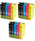 15 Non-OEM Ink for Epson Printers - Stylus/ Workforce/ Expression Home Series