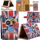 For Various LG Mobile Phones- Leather Wallet Card Stand Magnetic Flip Case Cover