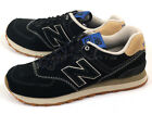New Balance ML574GBD D Black & Beige Lifestyle Classic Retro Casual Sneakers NB