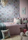 Fairytale Girls Bedroom Concept - Pegasus Horse Wallpaper / Art / Cushion