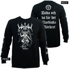 Authentic WATAIN Band Baphomet Throne Long Sleeve T-Shirt S-2XL NEW