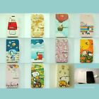 FI03 Classic Cartoons Anime Movie Flip Cover Mobile Phone Case iPhone