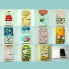 FS04 Classic Cartoons Anime Movie Flip Cover Mobile Samsung Phone Case
