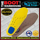 Oliver Shoes & Work Boots. Insoles. Innersoles. Original Replacement Footbeds