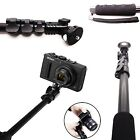 Water Resistant Extended Pole MONOPOD for GoPro Hero 4 Black Silver Session 3 3+
