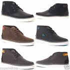Lacoste Men's Clavel Mid Cut Boot Leather/Suede Lace Up 4 Colour's
