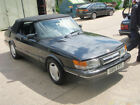 SAAB 900 CLASSIC COVERTIBLE AERO CARLSSON 16S TURBO BREAKING SPARES REPAIRS