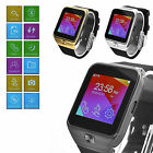 Unlocked Smart Phone Mate Wrist Watch With Bluetooth For Android Samsung Sony LG