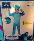 *BRAND NEW* Plush Monsters Inc. Sully Halloween Costume Child Size 3T-4T