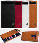 "For LG V10 F600 H968 /G4 Pro 5.7"" Leather Flip Smart Cover Pouch Case With Sleep"