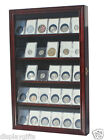 30 Collector NGC PCGS ICG Coin Slab Display Case Rack Wall Cabinet, COIN-CC01