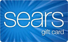 $250 / $500 Sears Gift Card - Mail Delivery