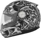 Scorpion EXO-1100 Kranium Black Full Face Motorcycle Helmet