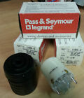 Lot of 3 Pass & Seymour L1630C Turnlok Connector Female 30A 3PH 480V