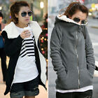 Women Thicken Winter Warm Coat Overcoat Long Jacket Outerwear New Slim Korean