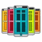 HEAD CASE DESIGNS PORTE COLORATE COVER RETRO RIGIDA PER APPLE iPOD TOUCH MP3