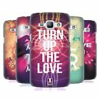 HEAD CASE DESIGNS EDM LOVE HARD BACK CASE FOR SAMSUNG PHONES 4