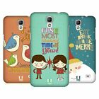 HEAD CASE DESIGNS VINTAGE XMAS HARD BACK CASE FOR SAMSUNG PHONES 4