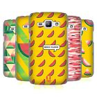 HEAD CASE DESIGNS WATERMELON PRINTS HARD BACK CASE FOR SAMSUNG PHONES 4