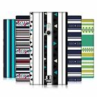 HEAD CASE DESIGNS PRINTED STRIPES HARD BACK CASE FOR NOKIA PHONES 2