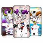 HEAD CASE DESIGNS FAD MONSTERS HARD BACK CASE FOR NOKIA PHONES 1
