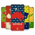 HEAD CASE DESIGNS PRINTED COUNTRY MAPS HARD BACK CASE FOR NOKIA PHONES 1