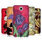 HEAD CASE DESIGNS LA FLOR HARD BACK CASE FOR HTC PHONES 3
