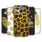 HEAD CASE DESIGNS GRAND AS GOLD HARD BACK CASE FOR HTC PHONES 2
