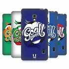 HEAD CASE DESIGNS FOOTBALL COUNTRIES SET 2 HARD BACK CASE FOR LG PHONES 3