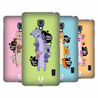 HEAD CASE DESIGNS LONG ANIMALS HARD BACK CASE FOR LG PHONES 3