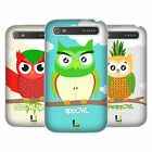 HEAD CASE DESIGNS FRUITOWLICIOUS HARD BACK CASE FOR BLACKBERRY PHONES