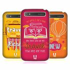 HEAD CASE DESIGNS TRAVELLERS NOTE HARD BACK CASE FOR BLACKBERRY PHONES