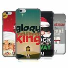 HEAD CASE DESIGNS CHRISTMAS CAROLS HARD BACK CASE FOR APPLE iPHONE PHONES