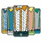 HEAD CASE DESIGNS PRINTS AND SUSPENDERS HARD BACK CASE FOR APPLE iPHONE PHONES