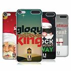 HEAD CASE DESIGNS CHRISTMAS CAROLS HARD BACK CASE FOR APPLE iPOD TOUCH MP3