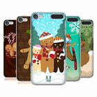 HEAD CASE DESIGNS THE GINGERBREAD HARD BACK CASE FOR APPLE iPOD TOUCH MP3