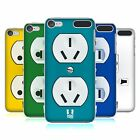 HEAD CASE DESIGNS SOCKET HARD BACK CASE FOR APPLE iPOD TOUCH MP3