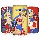 HEAD CASE DESIGNS AMERICA'S SWEETHEART USA HARD BACK CASE FOR SAMSUNG PHONES 6