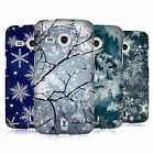 HEAD CASE DESIGNS WINTER PRINTS HARD BACK CASE FOR SAMSUNG PHONES 6