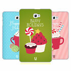 HEAD CASE DESIGNS HOLIDAY TREATS HARD BACK CASE FOR SAMSUNG TABLETS 1