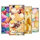 HEAD CASE DESIGNS SEASHELLS COLLECTION HARD BACK CASE FOR SONY PHONES 3