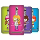 HEAD CASE DESIGNS COOL GIRLS HARD BACK CASE FOR ONEPLUS ASUS AMAZON